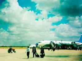 In Somaliland, The Hopeful LookSkyward