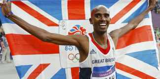 Olympic Champ Mo Farah Says He's Never Doped
