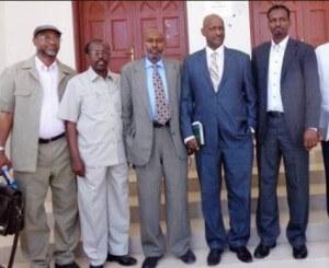 Komishanka iyo Guddida Joogtada ee Guurtida Somaliland