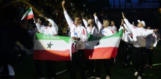 Somaliland in Abkhazia