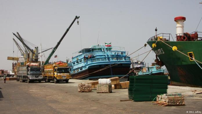 Somaliland's government hopes that expansion of the port of Berbera will stimulate the economy