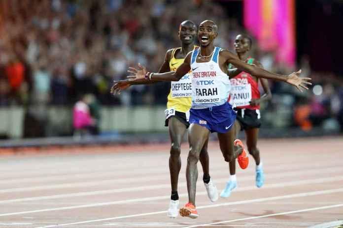 16th IAAF World Athletics Championships London 2017 - Day One