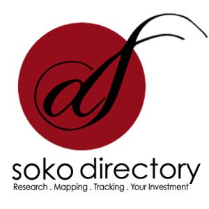 Soko Directory Logo | Saxafi
