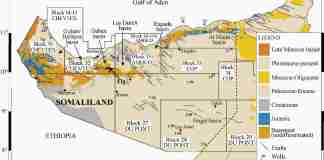 Hydrocarbon Potential Of Somaliland