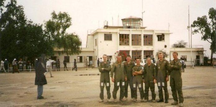 South African Zimb Pilots In Harg 1988 1 | Saxafi