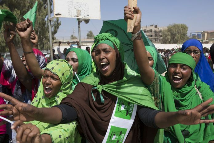 The Rebirth Of Somaliland 17 An Inspiration Of Democracy And Pluralism In Africa
