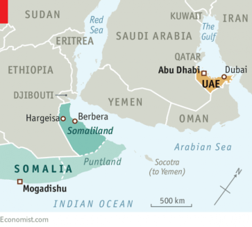 A Storm Over A Port Emiratis Plough Millions Into A Country That No One Recognizes Somaliland