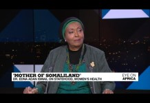 Somaliland's Dr. Edna Adan Ismail On Statehood, Healthcare
