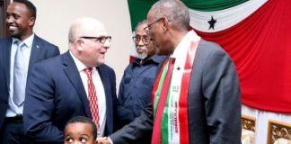 Kidderminster MEP James Carver Calls For International Recognition For Somaliland