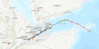 Yemen, Somaliland Brace For Cyclone Sagar