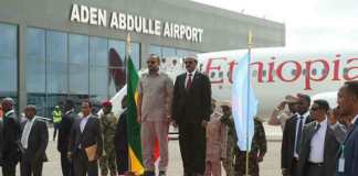 Joint Communique Between Somalia And Ethiopia