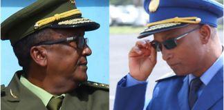 Raysal Wasaaraha Ethiopia Oo Wax Ka Bedelay Madaxda Ciidamada Dalkiisa