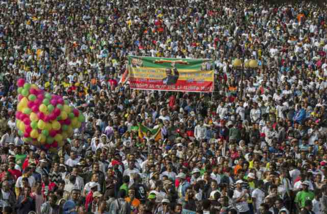 One Dead After Attack At Huge Rally For Ethiopia's New PM