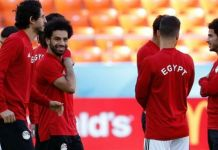 Salah Fit For Egypt's World Cup Opener