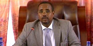 Xogo Dheeraad Ah Oo Ka Soo Baxay Socdaal Madaxweynaha Dawlad-Deegaanka Soomaalida Ethiopia Ku Tegay Addis Ababa