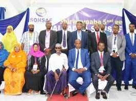 Somaliland Non State Actors Forum Elects New Chairperson And Board Members