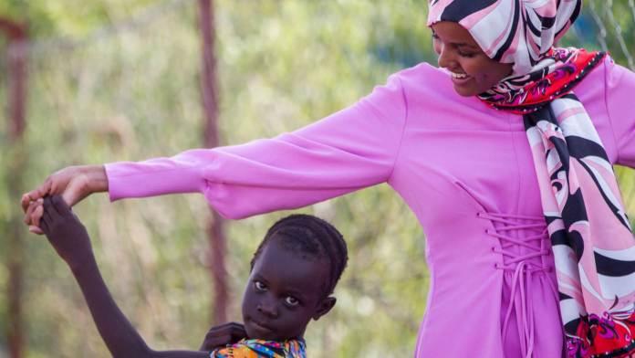 Watch Halima Aden Return To Kakuma Refugee Camp In Kenya For The First Time