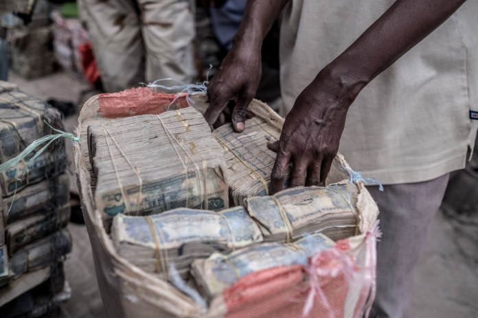 An Isolated Country Runs On Mobile Money