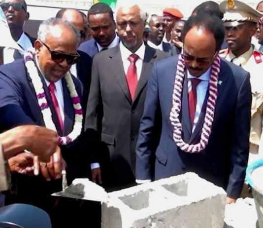 Khilaafka Djibouti Iyo Muqdisho