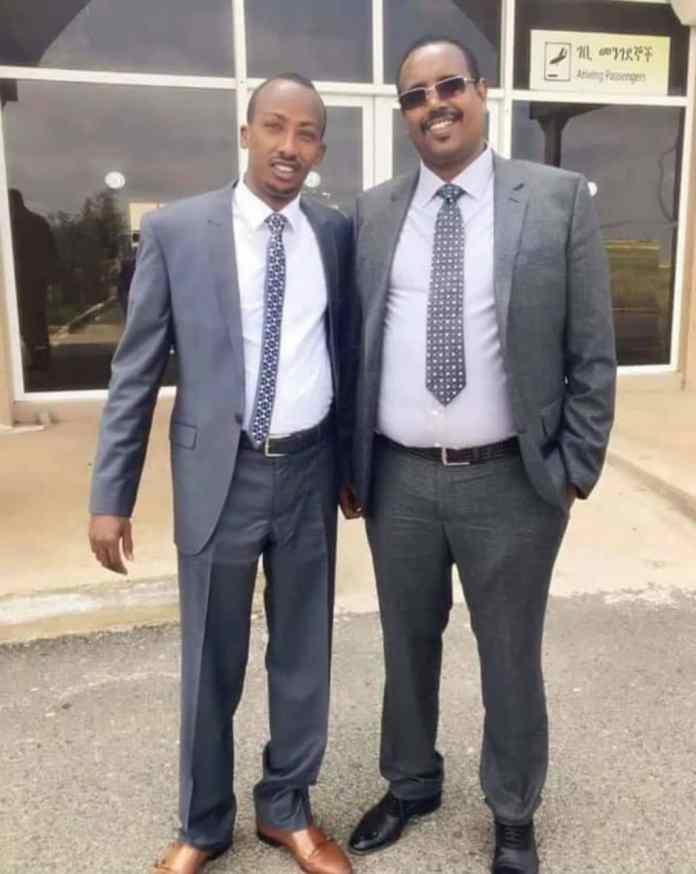 Breaking News: Abdi Iley Steps Down