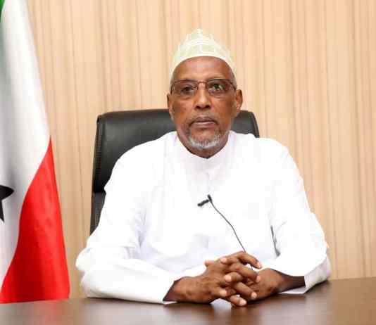 President Muse Bihi Warns
