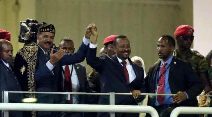 Saudi Arabia's King Salman Invites UN Chief To Ethiopia, Eritrea Peace Summit