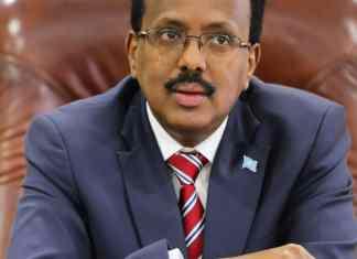 Madaxweynaha Somalia Oo Baasaboorka Uu Sitaa Ka Xannibay Sanadkii Labaad Shirka Qaramada Midoobay