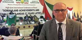 Kidderminster MEP James Carver Pledges Support For Somaliland