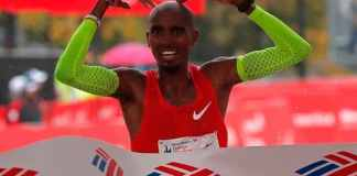 Mohamed Farah Wins First Marathon Title With Dramatic Victory In Chicago