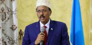 Aqalka Sare Ee Somalia Oo Ka Dalbaday Farmaajo Inuu Ka Jawaabo Khilaafka Maamul Goboleedyada