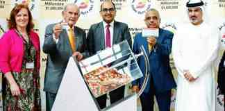 Pakistani Wins $1 Million In Dubai Duty Free Diwali Raffle
