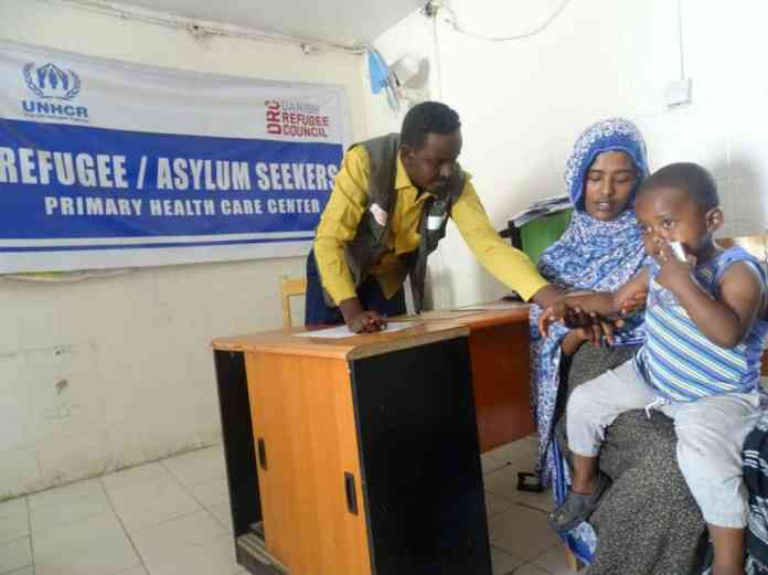 Shared Services Help Refugees And Locals Coexist In Somaliland
