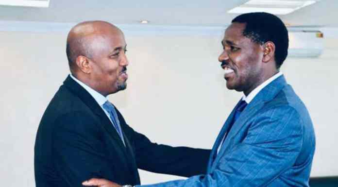 Kenya-Somaliland To Foster Strong Trade Ties