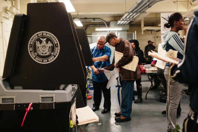 Midterm Elections 2018: Polls Are Closing, And America Is Waiting