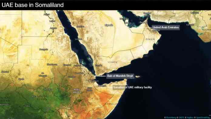 U.A.E. Military Base In Somaliland To Open By June