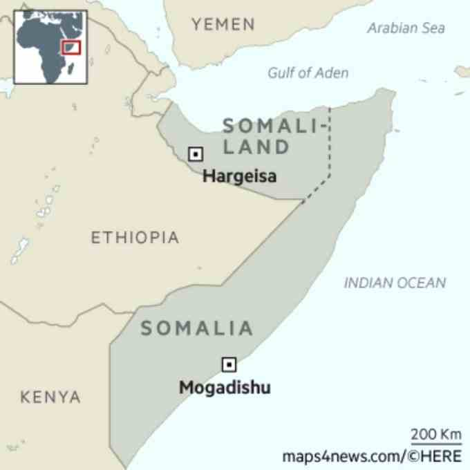 Somaliland Steps Up Push For International Recognition