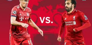 UEFA Champions League Draw: Liverpool Face Bayern Munich