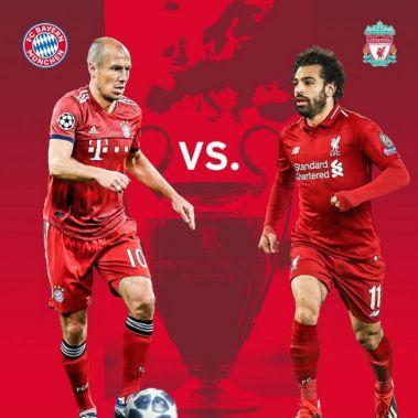 UEFA Champions League Draw: Liverpool Face Bayern Munich