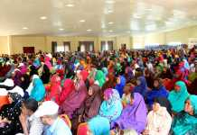 Haweenka Somaliland Oo Qabtay Shir Ay Ku Garnaqsanayaan