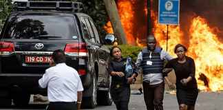 September 11 Survivor Killed In Nairobi Terror Attack