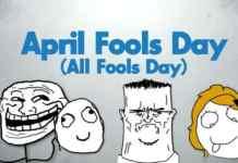 Siday Ku Timid Maalinta Beenta Adduunka Ee 1-da April