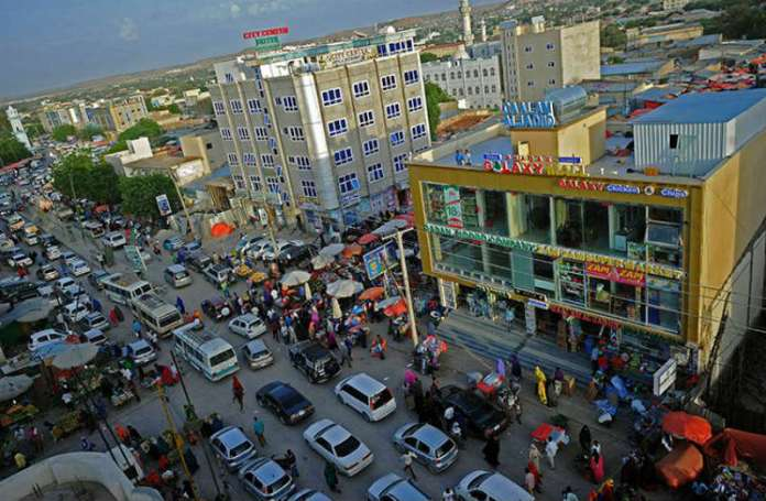 Somaliland capital, Hargeisa