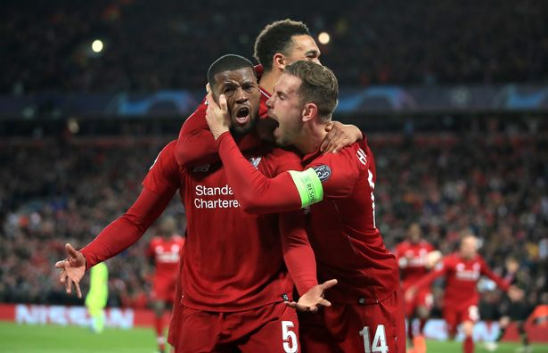 Liverpool Deliver Greatest European Night To Down Barcelona