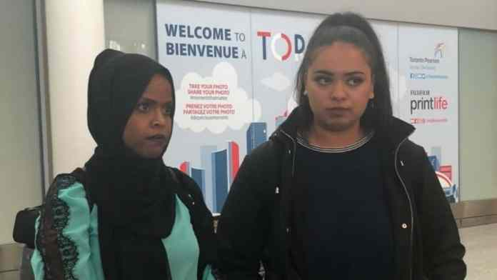 Canadian Women Freed From Somaliland Prison Arrive In Toronto