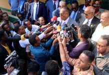 Dhaliilaha Iyo Wanaagga Khudbadii Madaxweyne Muuse Biixi La Hor Yimi Saxaafadda