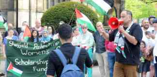 Nearly 14,000 Sign Petition For Sheffield Council To Recognize Palestine