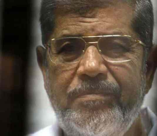 Egypt's Only Democratically Elected President Mohamed Morsi Dies