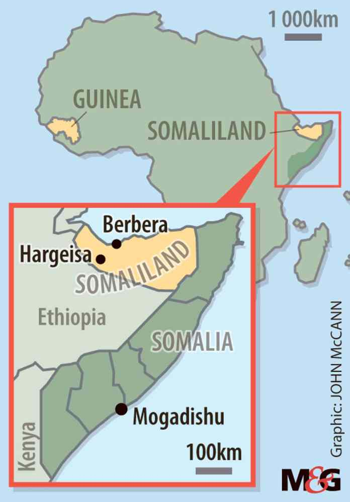 Somaliland Gets The Red Carpet