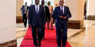 Somaliland President Muse Bihi Visits Guinea