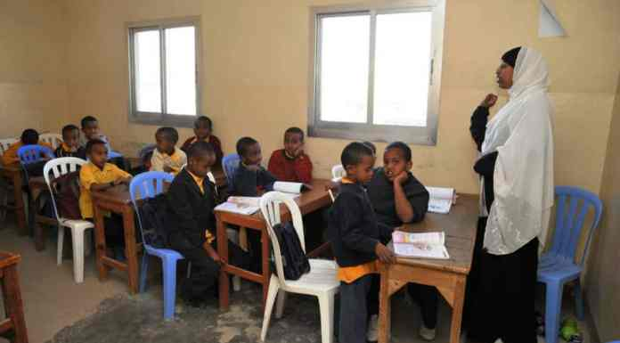 How Schools Are Kept Afloat In Somaliland